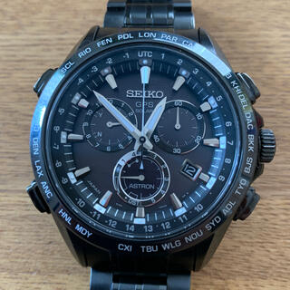 SEIKO - SEIKO(セイコー) 8X82-0AB0 アストロン 腕時計 チタン メンズ