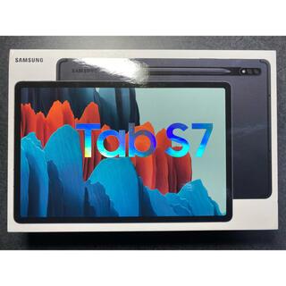 SAMSUNG - 【新品】Galaxy Tab S7 Wi-Fi 256GB タブレット