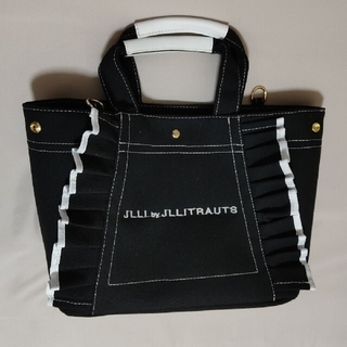 JILL by JILLSTUART - ジルスチュアート キャンパスフリルトート
