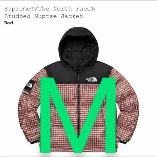 Supreme(シュプリーム)のSupreme The North Face Studded Nuptse  メンズのジャケット/アウター(ダウンジャケット)の商品写真