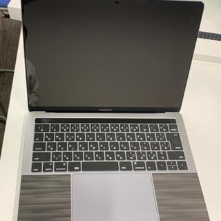 Mac (Apple) - MacBook Pro 13インチ スペースグレイ 2018年 Corei7