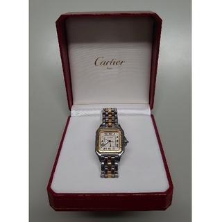 Cartier - (中古品) カルティエ パンテールMM W25028B5 1ロウ