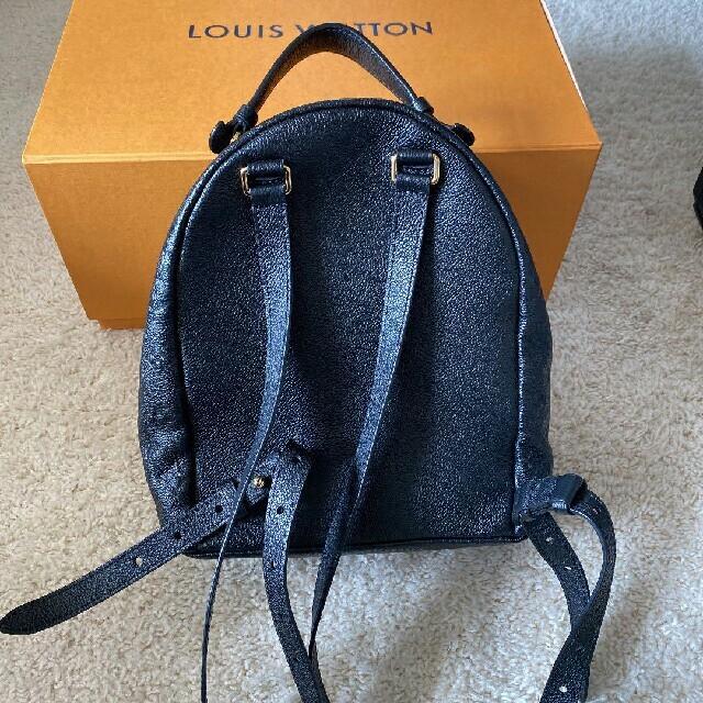 LOUIS VUITTON(ルイヴィトン)のLouis Vuitton Sorbonue アンプラント リュック レディースのバッグ(リュック/バックパック)の商品写真