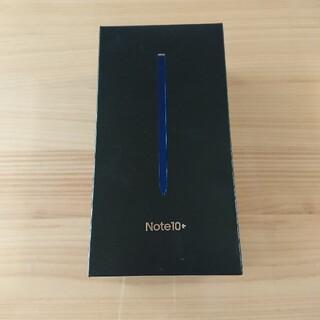 新品未開封 galaxy note10+ 楽天モバイル版