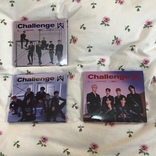 'IDENTITY:CHALLENGE'(K-POP/アジア)