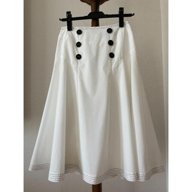 M'S GRACY(エムズグレイシー)のcosmos様ご専用お取引⭐️  M's GRACY フレアスカート  36 レディースのスカート(ひざ丈スカート)の商品写真