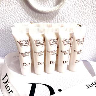 ディオール(Dior)のディオール カプチュール トータル セル ENGY スーパーセラム 30ml(美容液)