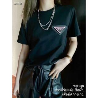 PRADA - PRADA 1902プラダ Tシャツ半袖Tシャツ男女兼用8000円2枚