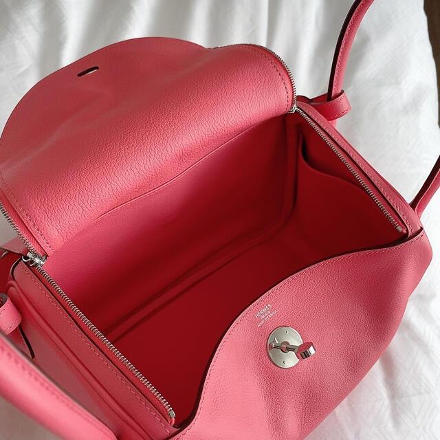 Hermes(エルメス)のエルメス激レア色♡リンディ 26cm レディースのバッグ(ハンドバッグ)の商品写真