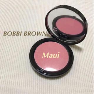 BOBBI BROWN - 【ほぼ新品】BOBBI BROWN✴︎ブロンザー