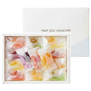 彩果の宝石 フルーツゼリーコレクション1箱(15種類25個入り)(菓子/デザート)