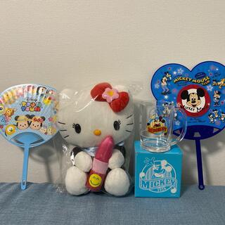Disney - ディズニー ミッキー キティ キャラクター グッズ セット