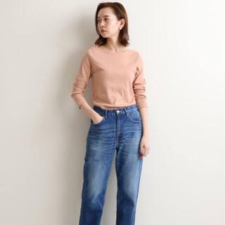 IENA - 【AURALEE/オーラリー 】IENA 別注ボートネックTシャツ
