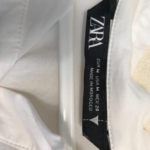ZARA(ザラ)のZARAシャツ レディースのトップス(シャツ/ブラウス(長袖/七分))の商品写真