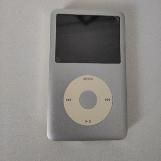 アイポッド(iPod)のipodClassic160g(ポータブルプレーヤー)
