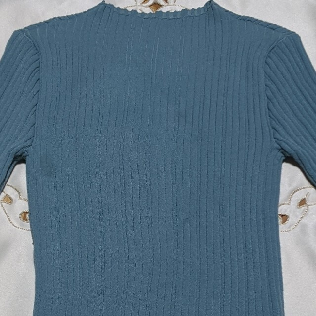 snidel(スナイデル)のsnidel  新品未使用タグ付きスナイデル  ニットトップス  レディースのトップス(ニット/セーター)の商品写真