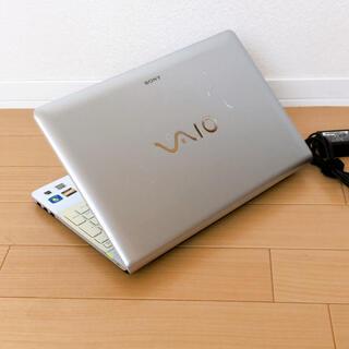 バイオ(VAIO)のVAIO  インカメラ搭載 (ノートPC)