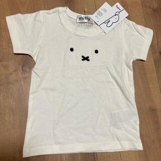 しまむら - 新品♡100サイズ★ミッフィー★Tシャツ