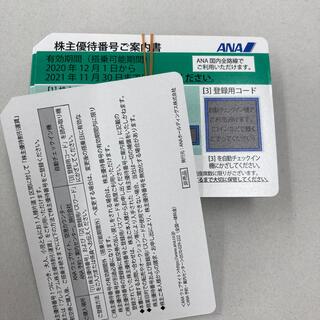 ANA 株主優待券 100枚(その他)