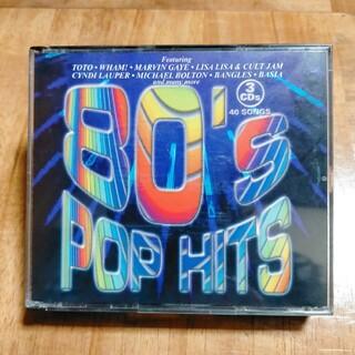 80's POP HITS 80年代 洋楽ベスト 3枚組