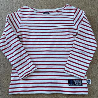 ラゲッドワークス(RUGGEDWORKS)のRUGGEDWORKS☆長袖Tシャツ 120(Tシャツ/カットソー)