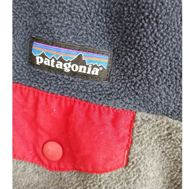 patagonia(パタゴニア)のpatagonia パタゴニア フリース トレーナー メンズのジャケット/アウター(その他)の商品写真