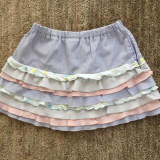 ユニカ(UNICA)のユニカ  スカート 110センチ(スカート)