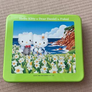 サンリオ(サンリオ)のハローキティ 福井限定オリジナル缶入りレターセット(カード/レター/ラッピング)