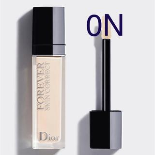 Dior - 【新品】ディオール スキン フォーエヴァー スキン コレクト コンシーラー 0N