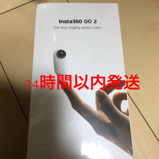 〔新品未使用〕Insta360 GO2 インスタ アクション ウェアラブルカメラ(コンパクトデジタルカメラ)