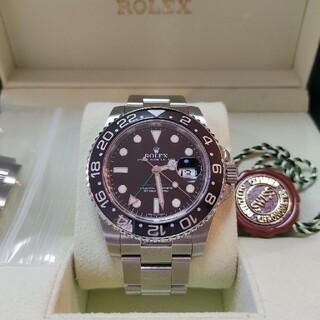 ROLEX - ロレックス 116710LN★美品フルセット GMTマスター2 黒