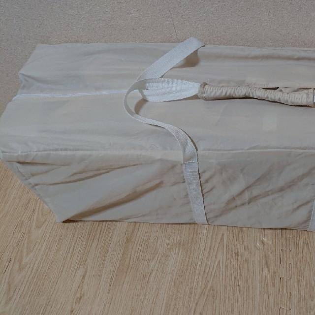 Aprica(アップリカ)のココネルエアー  (ベビーベット) キッズ/ベビー/マタニティの寝具/家具(ベビーベッド)の商品写真