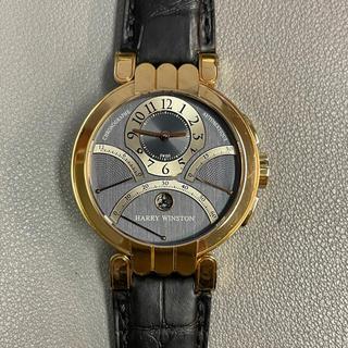 ハリーウィンストン(HARRY WINSTON)のハリー ウィンストン 200/MCRA プルミエール レトログラード RG(腕時計(アナログ))