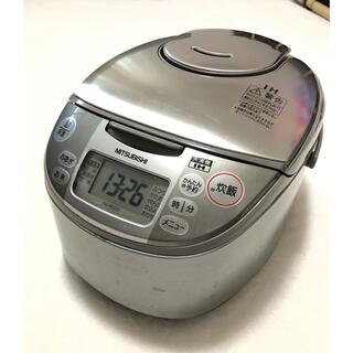 ミツビシ(三菱)の炊飯器 MITSUBISHI NJ-KG10-S(炊飯器)