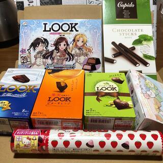 チョコ菓子セット  60サイズ箱(菓子/デザート)