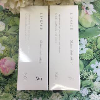 リサージ(LISSAGE)のリサージ スキンメンテナイザーW1 薬用美白化粧液 さっぱり(詰め替え) 2箱(化粧水/ローション)