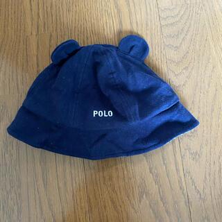 POLO RALPH LAUREN - くまさん帽子 polo