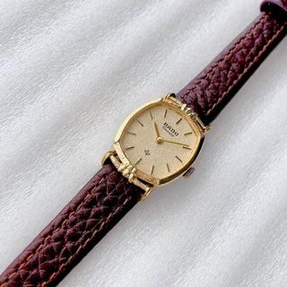 ラドー(RADO)のRADO 2針 レディースクォーツ腕時計 稼動品 ベルト未使用(腕時計)