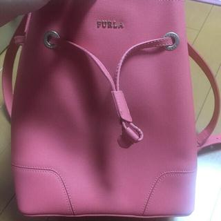 Furla - FURLA ピンク ショルダーバッグ
