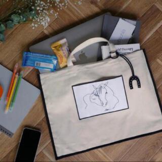 Drawer - 【新品未使用】gypsohila ジプソフィア レッスントートバッグ