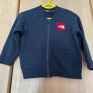 THE NORTH FACE - 【 THE NORTH FACE 】スウェットロゴジャケット
