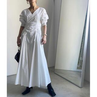 Ameri VINTAGE - 完売品 * ameri * LADY FISHBONE DRESS