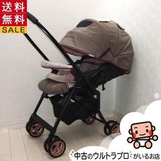 combi - ベビーカー★コンビWL★メチャカル ハンディα MC-400★1ヶ月から3才