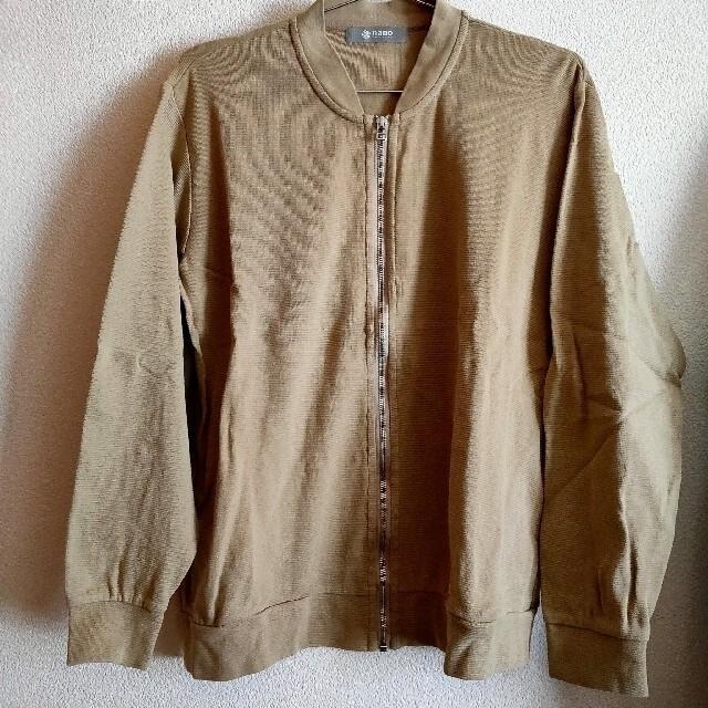 nano・universe(ナノユニバース)のブルゾン メンズのジャケット/アウター(ブルゾン)の商品写真