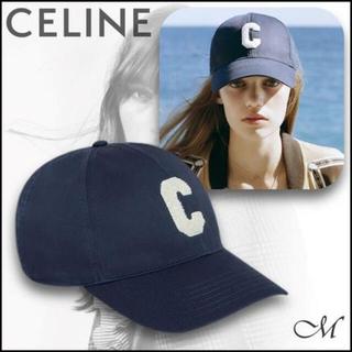 celine - セリーヌ ベースボールキャップ