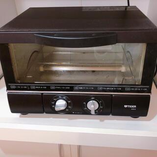 タイガー(TIGER)のタイガー魔法瓶(TIGER) オーブントースター うまパントースター(調理機器)