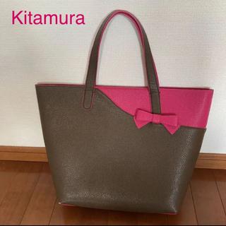 Kitamura - ⭐️訳あり キタムラ トートバッグ