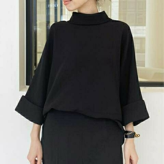 L'Appartement DEUXIEME CLASSE - 新品タグ付【MARK KENLY DOMINO TAN 】T/N BLOUSE