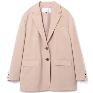 LE CIEL BLEU - LE CIEL BLEU Oversized Tailored JK