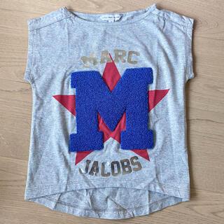 マークバイマークジェイコブス(MARC BY MARC JACOBS)の【美品】リトルマークジェイコブス トップス Tシャツ 3歳 95 お洒落 立体(Tシャツ/カットソー)